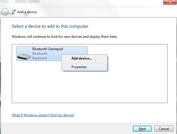 ipega bluetooth controller: using it in windows - Logistics